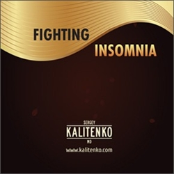 עיצוב דיסק Fighting Insomina :CD